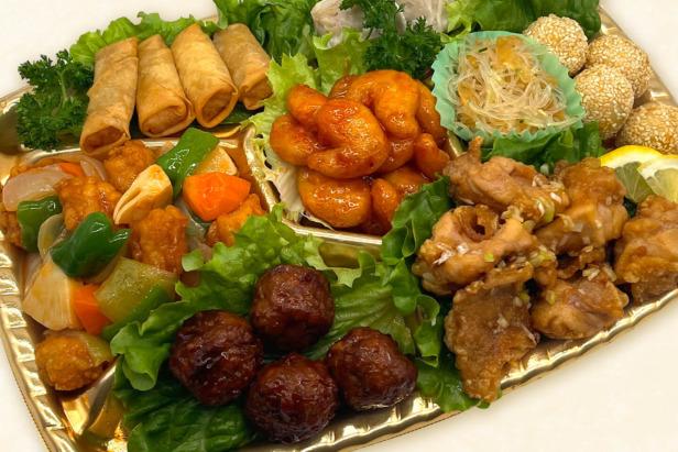 中華オードブル 牡丹