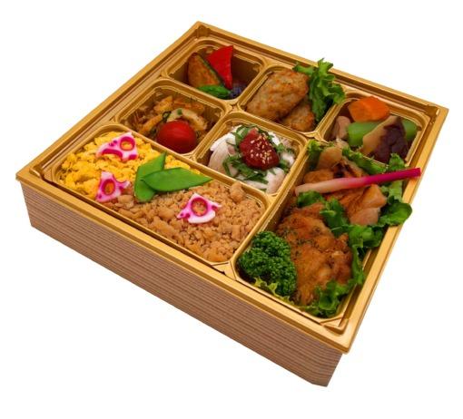 厚真産桜姫鶏 鶏づくし御膳